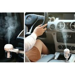 Máy phun sương tinh dầu tạo độ ẩm trên ô tô