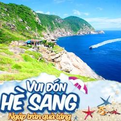 Tour du lịch hè Đà Nẵng 3N2Đ: Cù Lao Chàm - Bà Nà -Tiệc Hải Sản