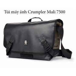 Túi máy ảnh Crumpler Muli 7500