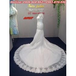 áo cưới đuôi cá AC089