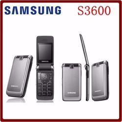 ĐIỆN THOẠI SAMSUNG NẮP BẬT S3600 CHÍNH HÃNG