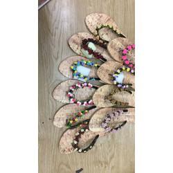 dép kẹp quai hoa biển gọi với 10 mầu sắc nổi bật nhất 2017