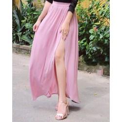 Chân váy maxi dài nữ tính 323821