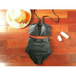 Bikini với quần cạp cao