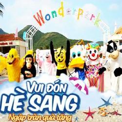 Tour du lịch hè Nha Trang Bao Vinpearland - Buffet BBQ...