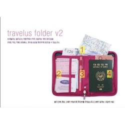 Ví đựng giấy tờ, hộ chiếu passport