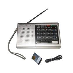 Máy nghe nhạc MP3 kiêm máy radio 9 băng tần SmartHouse SH-515UA