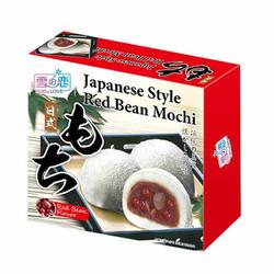 Bánh Mochi YUKI and LOVE nhân đậu đỏ – Red Bean Mochi 180g