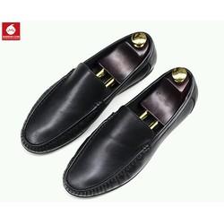 Giày mọi đen đơn giản tinh tế
