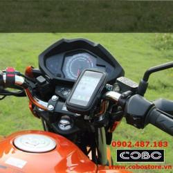 Giá đỡ kẹp điện thoại chống nước, màn hình cảm ứng, chống sóc