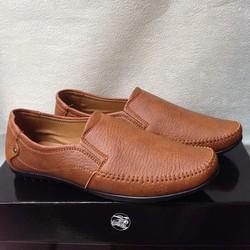 Giày lười nam thời trang phong cách mới