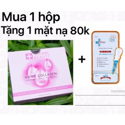HANG NHẬP - NANO COLLAGEN NHẬT BẢN - NANO02
