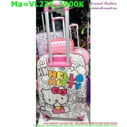 valy kéo hình dễ thương VL225