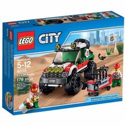 Xếp hình Lego City 60115