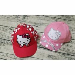 Mũ Hello Kity dành cho bé gái