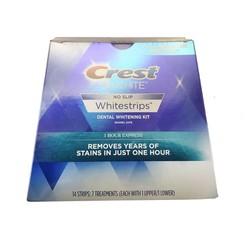 Miếng dán trắng răng Crest 3D 1 Hour Express