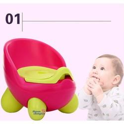 Bô tiểu vệ sinh cho bé tiện dụng an toàn