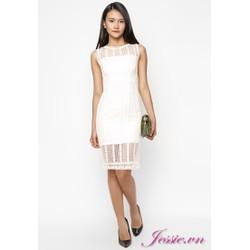 Đầm ren trắng bông lúa của nhãn hàng Jessie Boutique
