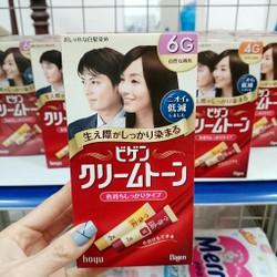 Thuốc nhuộm tóc bạc số 6G - 4987205080609