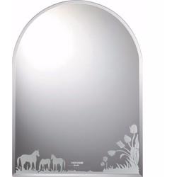 Gương phòng tắm cao cấp Toyoshi 450x600mm