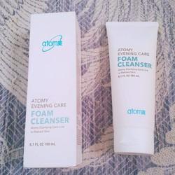 Sữa Rửa Mặt Atomy Evening Care Foam Cleanser