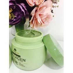 Hấp dầu dưỡng tóc Collagen ViVi Care tinh chất quả bơ 1000g