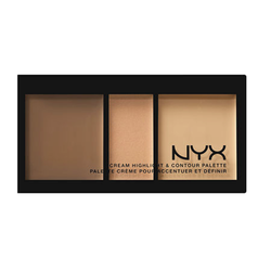 Tạo khối  Cream Highlight And Contour Palette