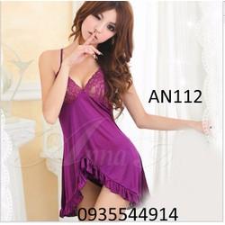 Váy ngủ cao cấp sexy AN112