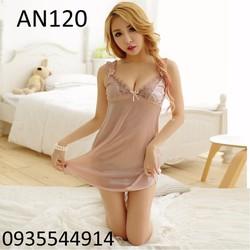 Váy ngủ thời trang cao cấp AN120