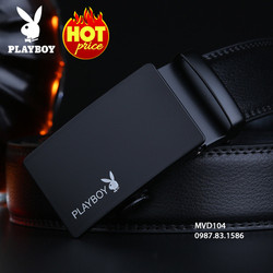 Thắt lưng nam Playboy Da Bò MTL104