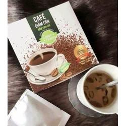 Cafe giảm cân nấm linh chi Trang House