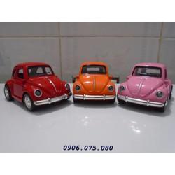 Mô hình ô tô volkswagen beetle