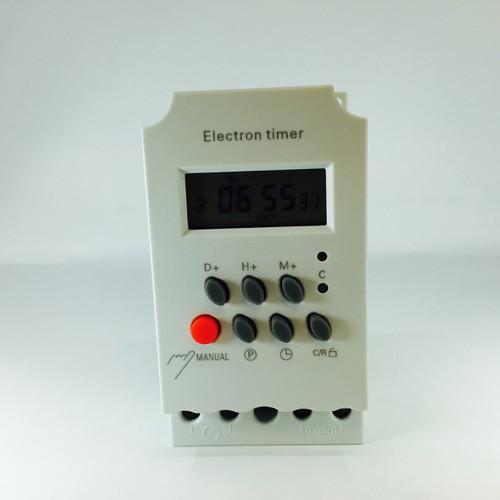 Công tắc thời gian, thiết bị hẹn giờ thế hệ mới KG316T-II