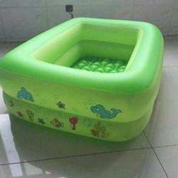 bể bơi 2 tầng m2 cho mẹ và bé vui chơi thoả thích
