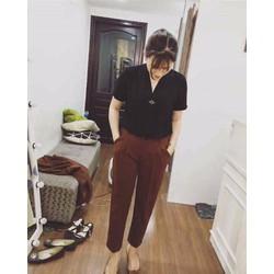 quần baggy nữ đẹp