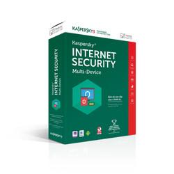 Phần mềm diệt virus KASPERSKY  Internet Security 5PCS