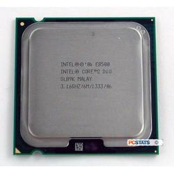 Intel E8500 Core 2 Dual