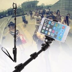 Gậy chụp hình chuyên nghiệp YUNTENG 1288 và Remote Bluetooth