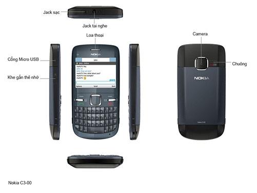Nokia c3 00 2