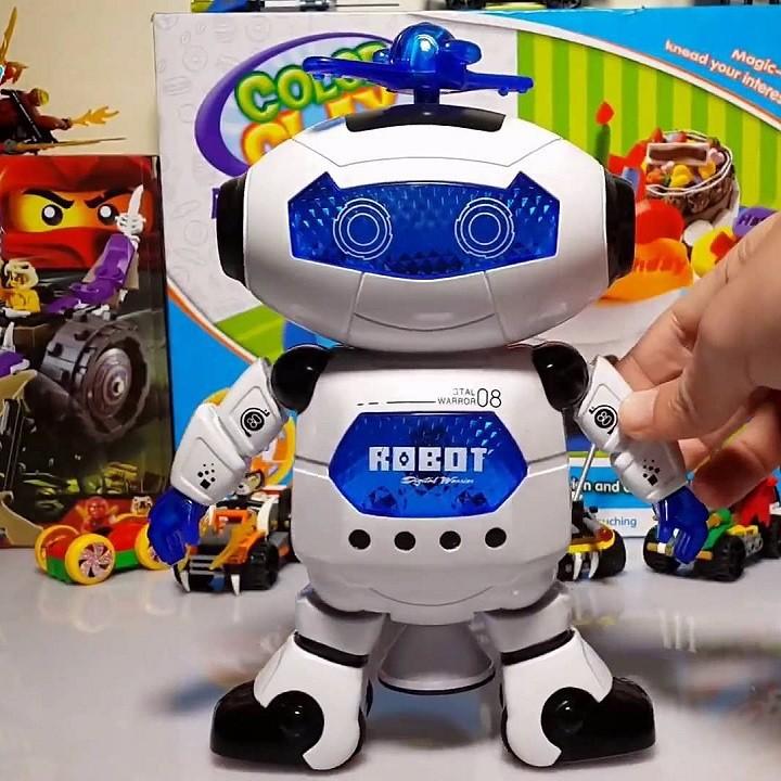 ROBOT NHẢY MÚA THEO NHẠC 6