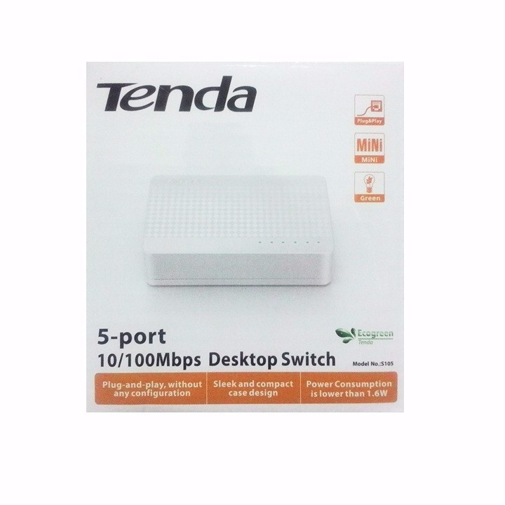 Switch Tendaa 5 port 1