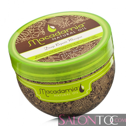 Kem hấp tóc siêu phục hồi Macadamia Deep Repair Masque 500ml