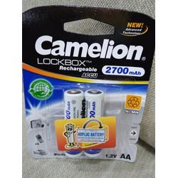 Pin sạc AA camelion