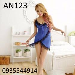 Váy ngủ thời trang cao cấp AN123