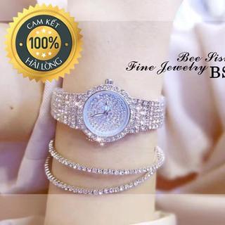 Đồng hồ nữ thời trang cao cấp Bee Sister full Diamond - BSDM thumbnail