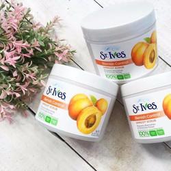 Kem Tẩy Tế Bào Chết St.ives Blemish Control Apricot Scrub.