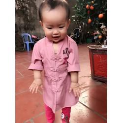 bộ đồ phật tử cho bé từ 2-8 tuổi