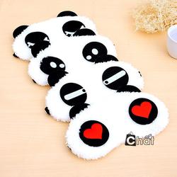 Tấm Che Mắt Ngủ Gấu Hình Panda
