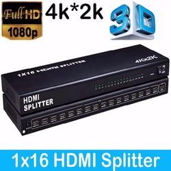 Bộ chia HDMI Splitter 1 ra 16 hỗ trợ 4K 3D cao cấp