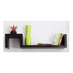 kệ gỗ trang trí phòng khách mẫu  dấu ngã